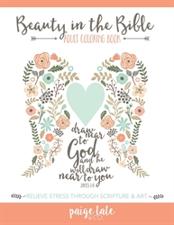 Beauty in the Bible - Coloring Book