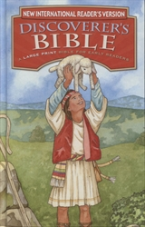 Discoverer's Bible for Young Readers - NIrV