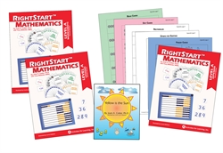 RightStart Mathematics Level A - Book Bundle