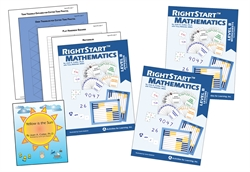 RightStart Mathematics Level B - Book Bundle
