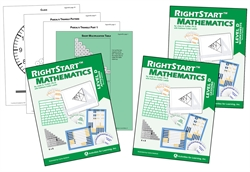 RightStart Mathematics Level D - Book Bundle