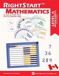 RightStart Mathematics Level A - Worksheets