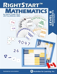 RightStart Mathematics Level B - Worksheets