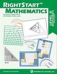 RightStart Mathematics Level D - Worksheets