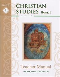Christian Studies Book I - Teacher Manual