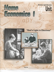 Home Economics 1 - LightUnit 105