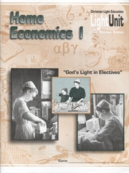Home Economics 1 - LightUnit 106