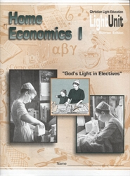 Home Economics 1 - LightUnit 107