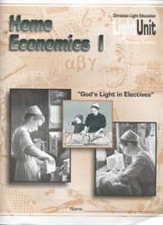 Home Economics 1 - LightUnit 109
