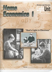 Home Economics 1 - LightUnit 110