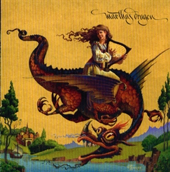 Martha's Dragon (CD)