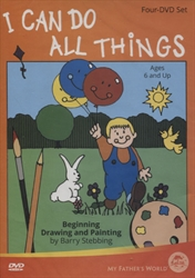I Can Do All Things - 4 DVD Set