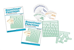RightStart Mathematics Fractions - Kit