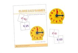 RightStart Mathematics Clock Games - Kit