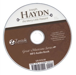 Joseph Haydn - MP3 Audio Book