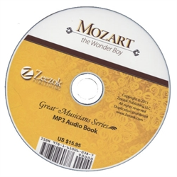 Mozart the Wonder Boy - MP3 Audio Book