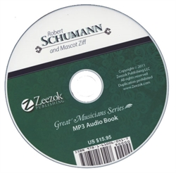 Robert Schumann and Mascot Ziff - MP3 Audio Book