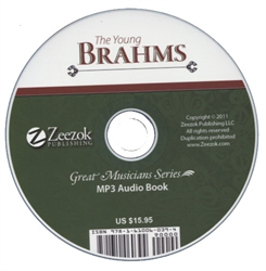 Young Brahms - MP3 Audio Book