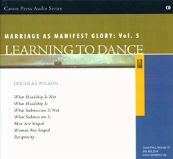 Marriage as Manifest Glory Volume 5 - CD