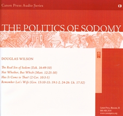 Politics of Sodomy - CD