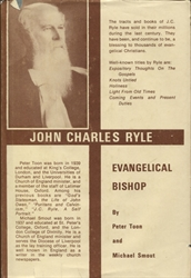 John Charles Ryle: Evangelical Bishop