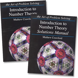 Art of Problem Solving Introduction to Number Theory - Text & Solutions