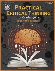 Practical Critical Thinking - Teacher's Manual