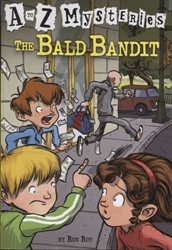 Bald Bandit (A to Z Mysteries)