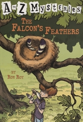 Falcon's Feathers (A to Z Mysteries)