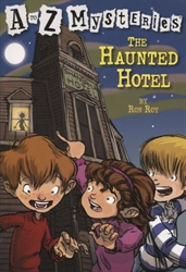Haunted Hotel (A to Z Mysteries)