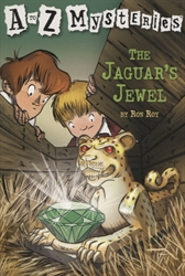 Jaguar's Jewel (A to Z Mysteries)