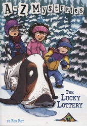 Lucky Lottery (A to Z Mysteries)
