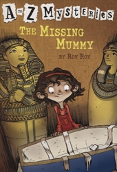 Missing Mummy (A to Z Mysteries)