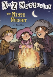 Ninth Nugget (A to Z Mysteries)