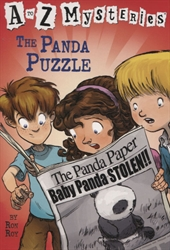 Panda Puzzle (A to Z Mysteries)