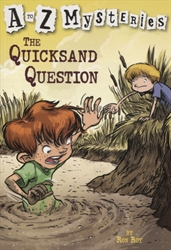 Quicksand Question (A to Z Mysteries)
