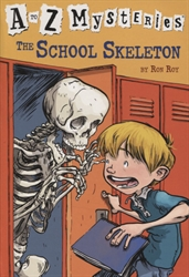 School Skeleton (A to Z Mysteries)