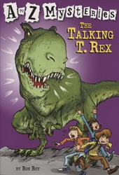 Talking T. Rex (A to Z Mysteries)