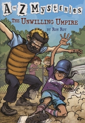 Unwilling Umpire (A to Z Mysteries)