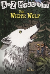 White Wolf (A to Z Mysteries)