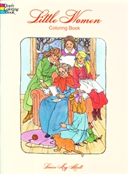 Little Women - Coloring Book
