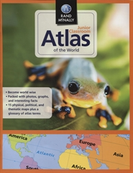 Rand McNally Junior Classroom Atlas