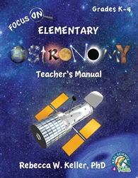 Focus On Elementary Astronomy - Teacher's Manual