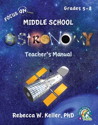 Focus On Middle School Astronomy - Teacher's Manual