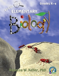 Focus on Elementary Biology - Student Textbook
