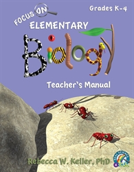 Focus on Elementary Biology - Teacher's Manual