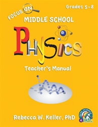 Focus On Middle School Physics - Teacher's Manual
