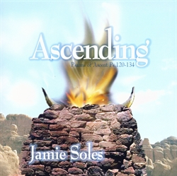 Jamie Soles CD - Ascending