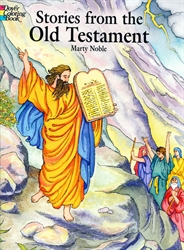 Stories from the Old Testament - Coloring Book