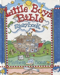Little Boys Bible Storybook